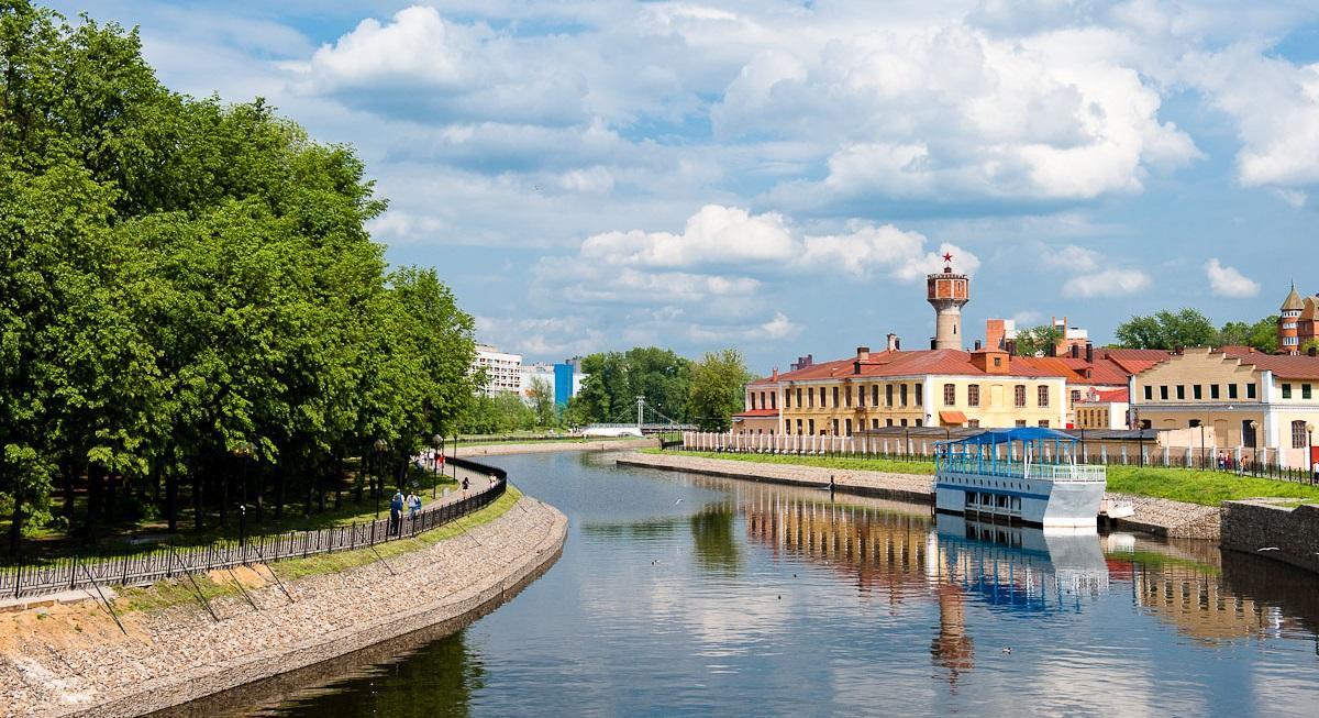Парки Иваново
