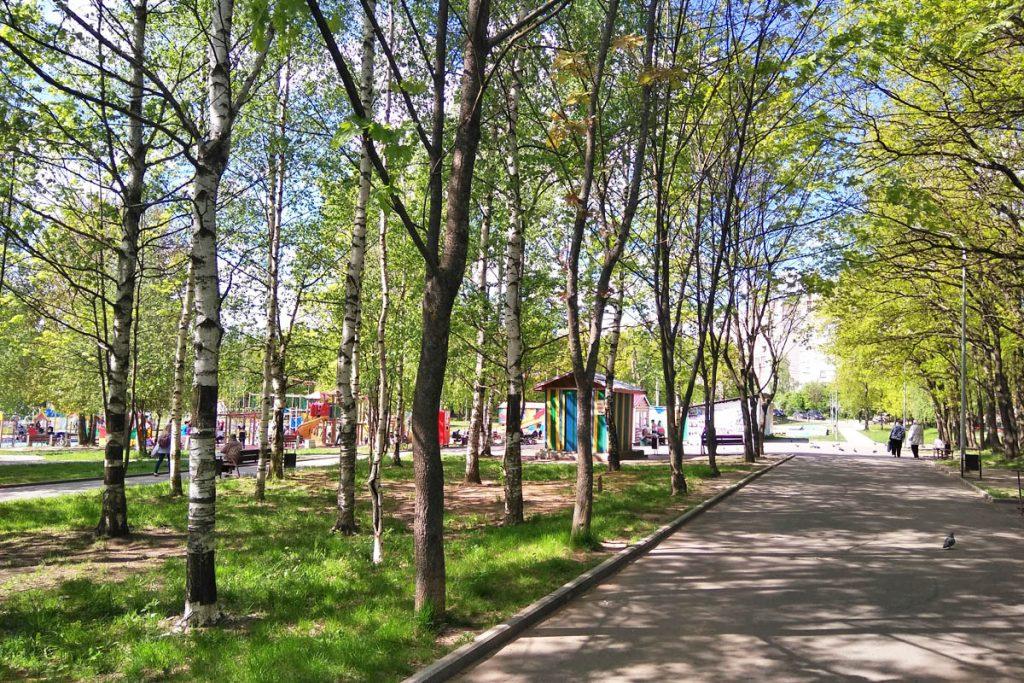 задумке, парки города владимира фото планируете
