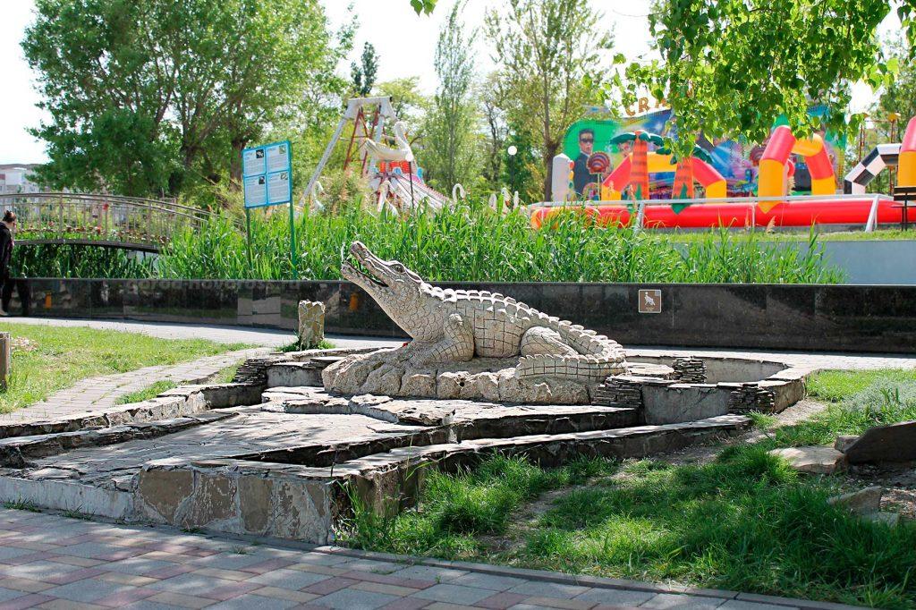Новороссийск парки и скверы фото