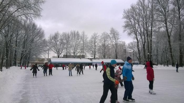 Каток «Ледовый рай»