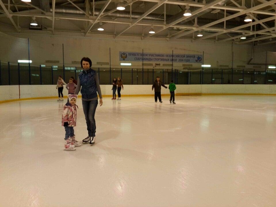 Ледовая арена «Энергия» Новосибирск