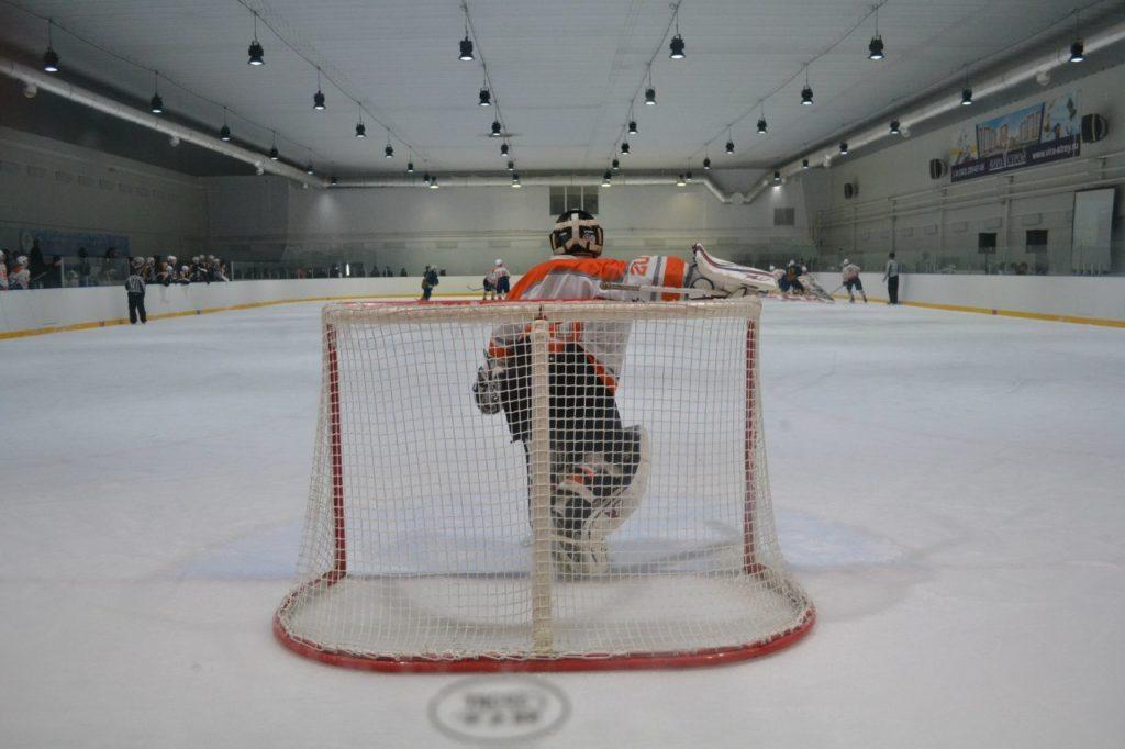 Ледовая арена «Родник» Новосибирск