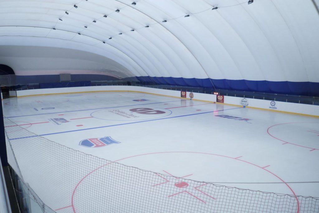 Ледовый комплекс «Айсберг» Новосибирск