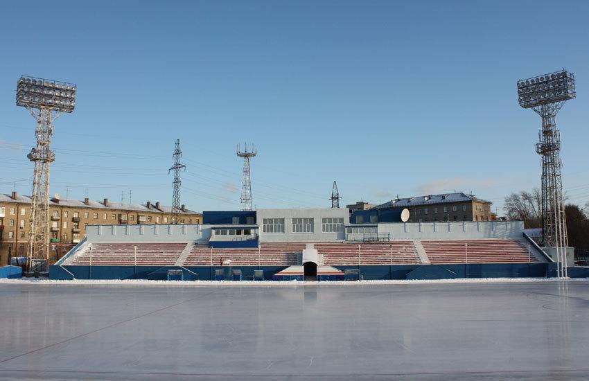 Стадион «Сибсельмаш» Новосибирск