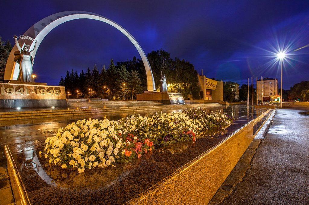 Новокузнецк достопримечательности города фото