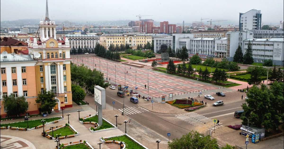 Парки Улан-Удэ
