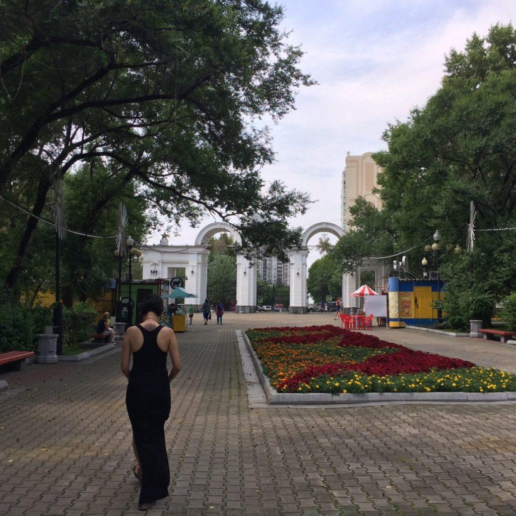 канаде фото парк динамо хабаровск популярные