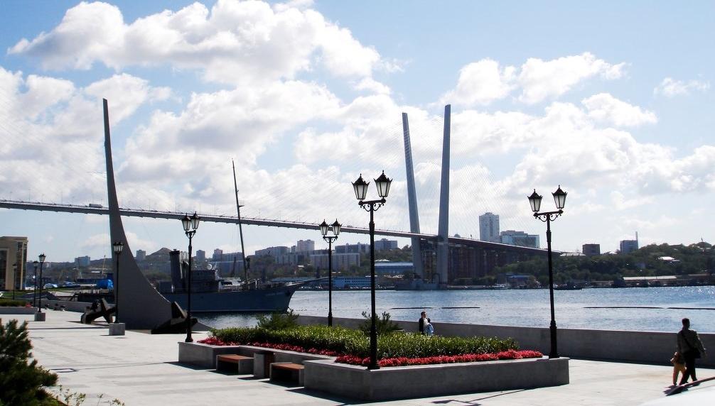 Корабельная набережная Владивостока