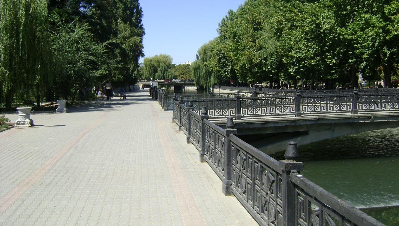 В Симферополе ищут подрядчика для капремонта набережной