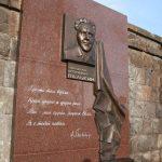 Памятник поэту Николаю Палькину