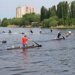 Спортивная набережная Воронежа