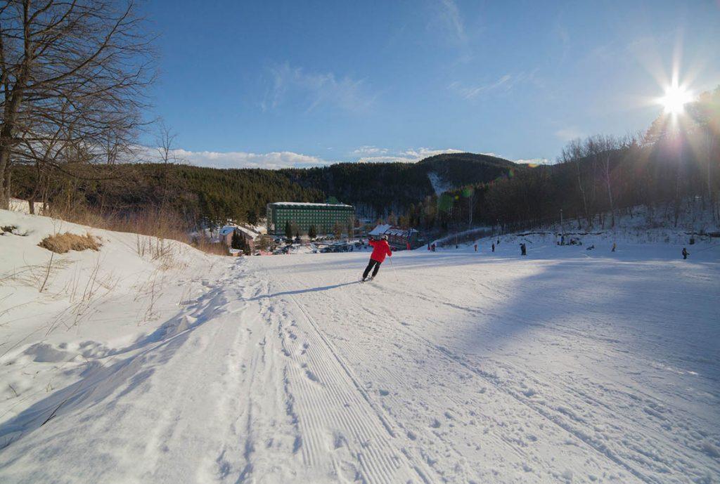 Цены горнолыжного курорта Белокуриха