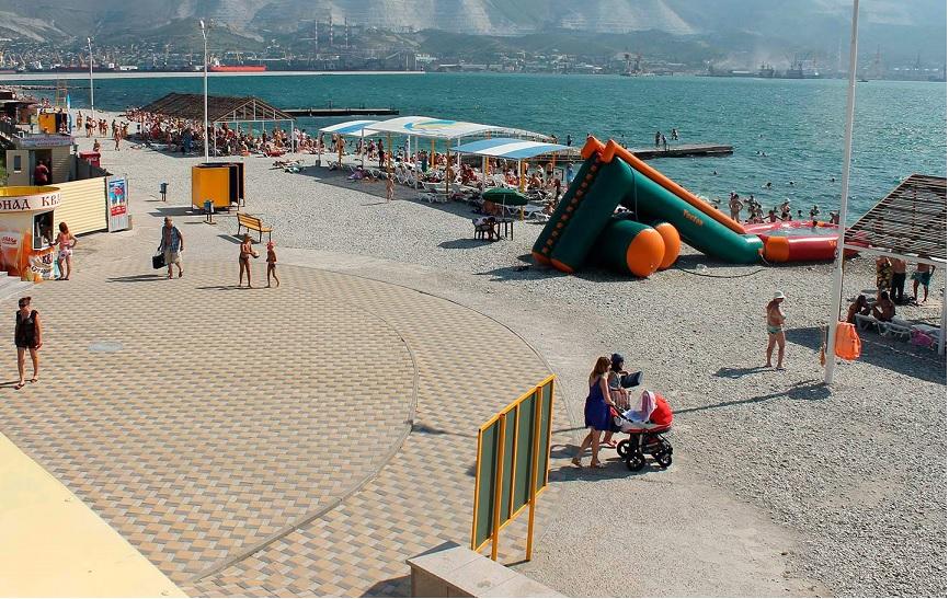 Центральный городской пляж