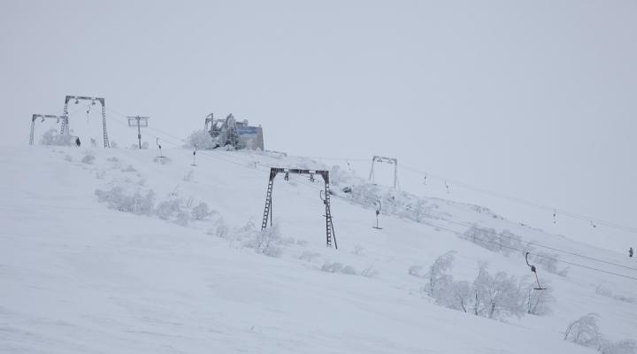 Подъемники горнолыжного курорта Кукисвумчорр