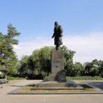 Памятник В. Хользунову