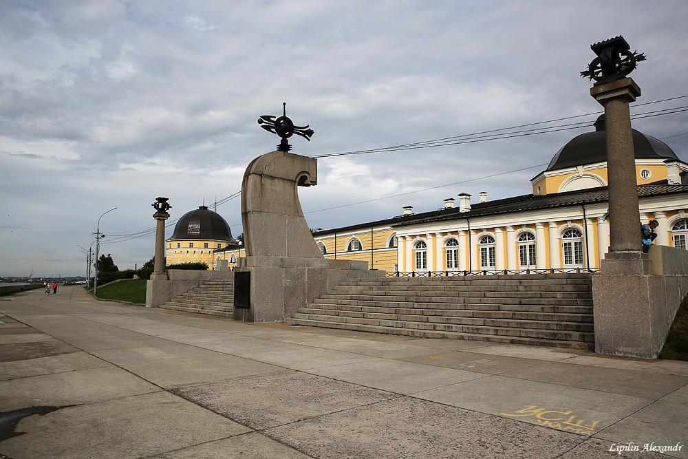 Набережная Северной Двины в Архангельске 2