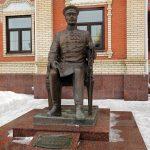 Памятник Александру кон Келлеру.