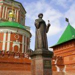 Памятник Федору I Иоанновичу