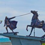 памятник «Исходу Белой армии»