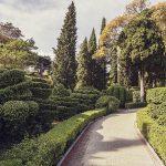 Парк Пушкино в Гурзуфе