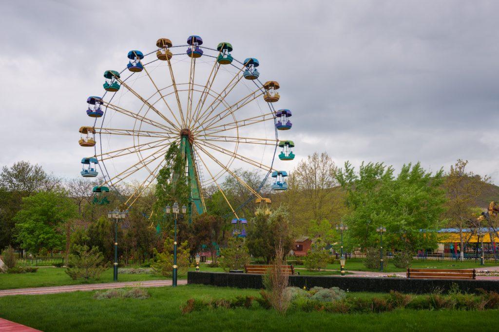 простейший керчь парки аттракционов фото считают