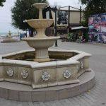 первый евпаторийский фонтан
