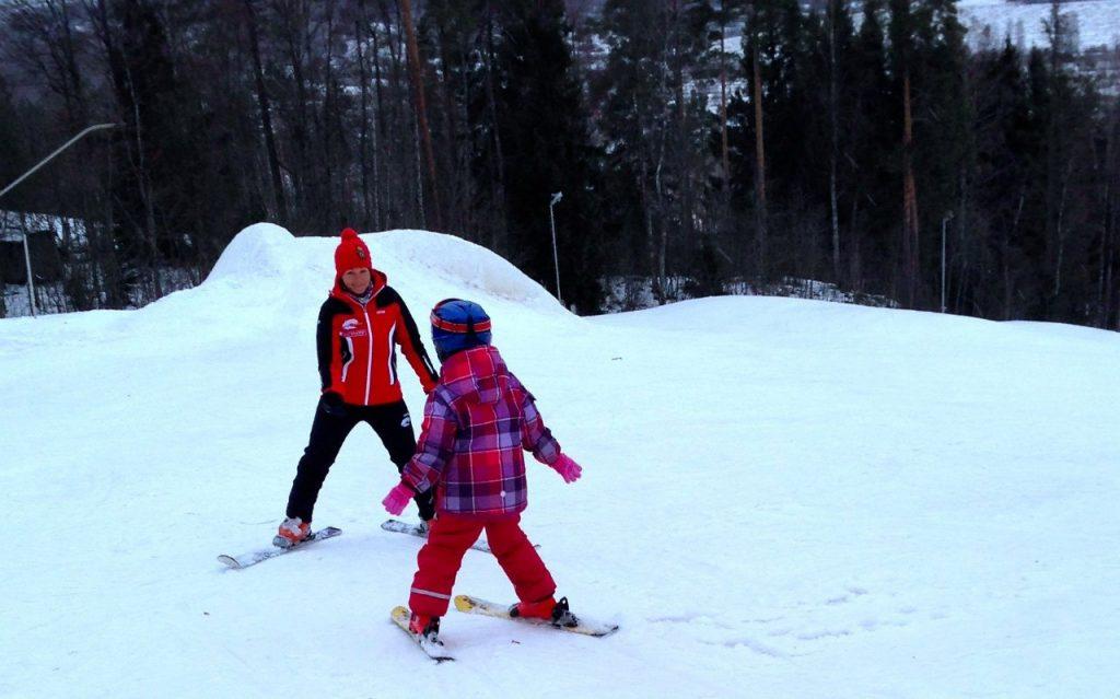 Горнолыжный курорт Снежный в Коробицыно