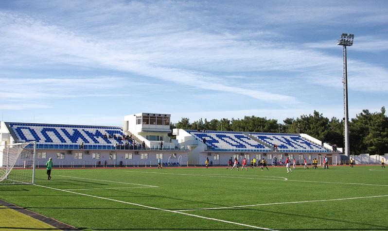 стадион олимп