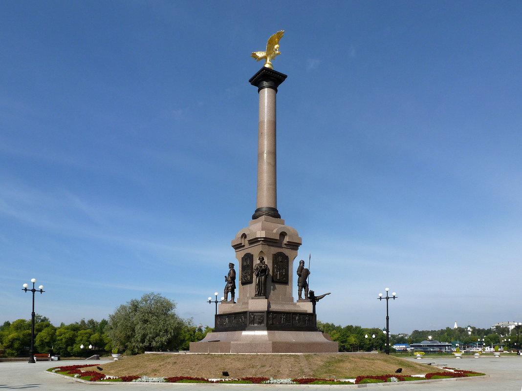 Монумент «Стрелка»