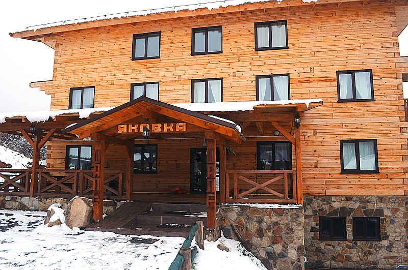 Санаторий Яковка горнолыжного курорта Белокуриха