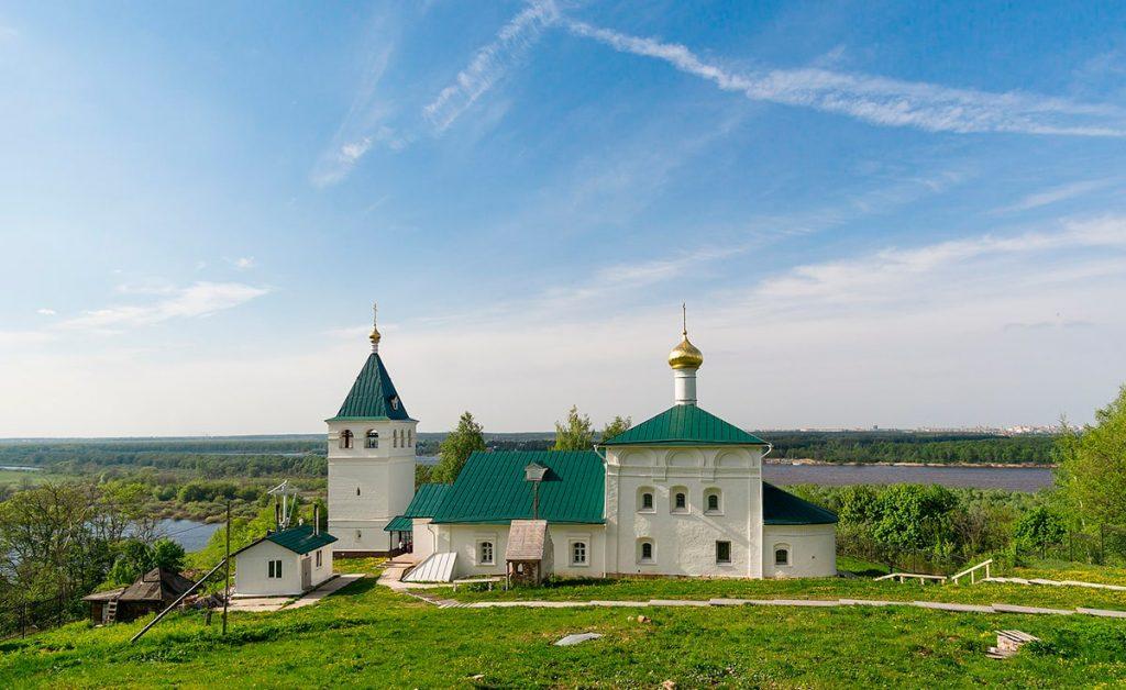 Горнолыжный комплекс Хабарское в Нижегородской области