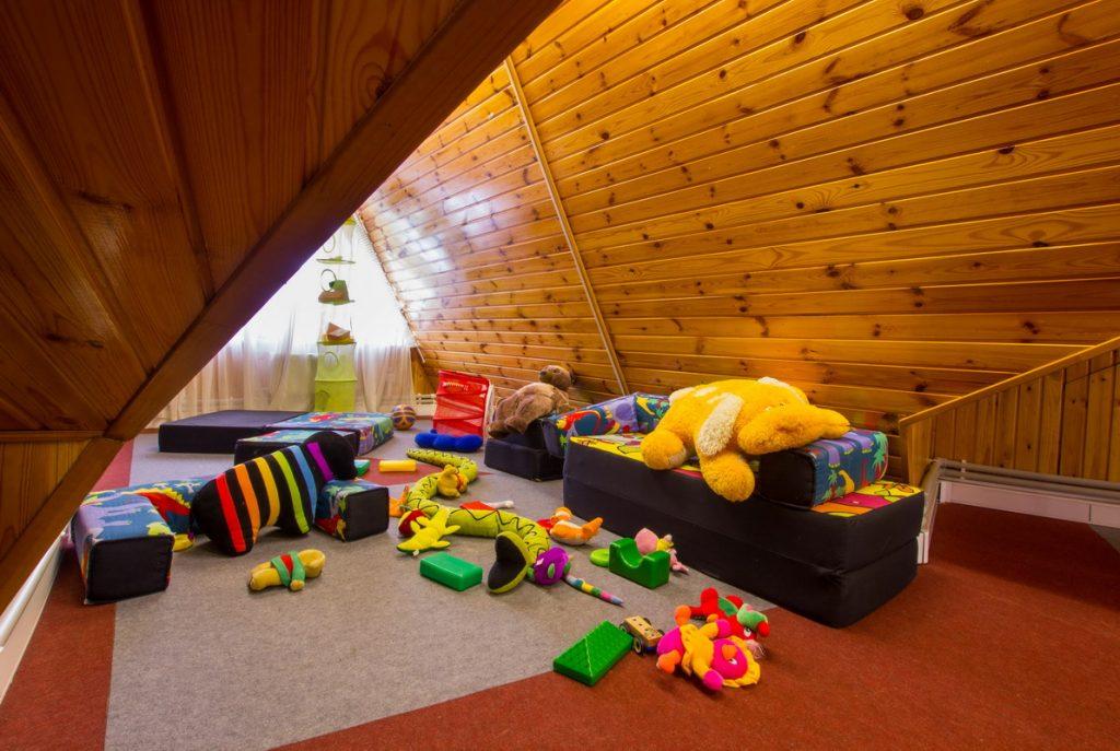 Детская комната Горнолыжный комплекс Хабарское в Нижегородской области