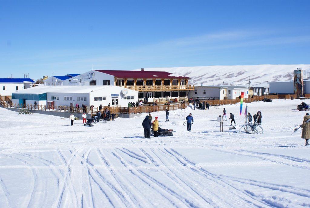 Горнолыжный комплекс Чиндирчеро в Дагестане