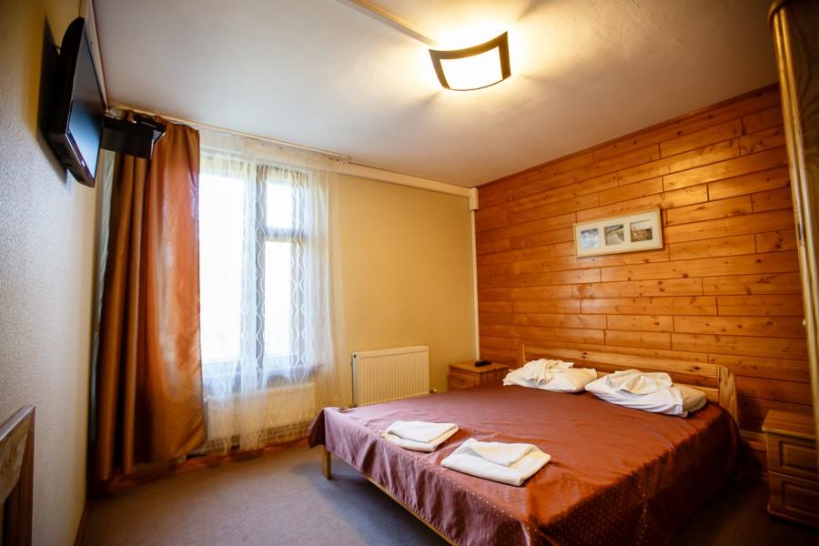 Отели Горнолыжный комплекс Хабарское в Нижегородской области