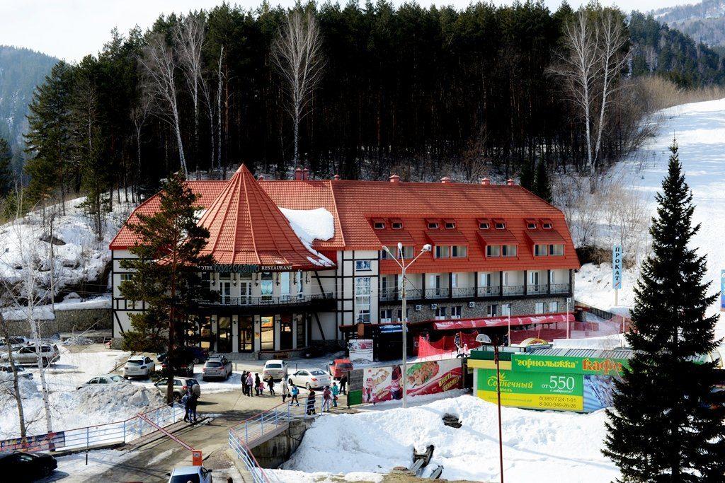 горнолыжный курорт Благодать