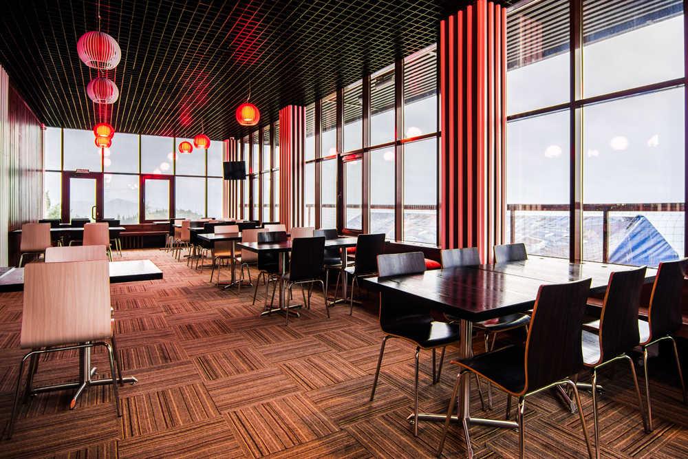 кафе и рестораны Горнолыжный курорт Гора Соболиная