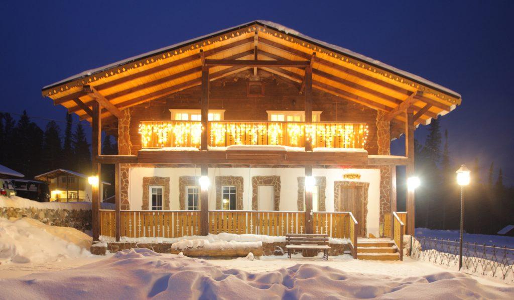 Отели и гостиницы Горнолыжный курорт Горная Саланга