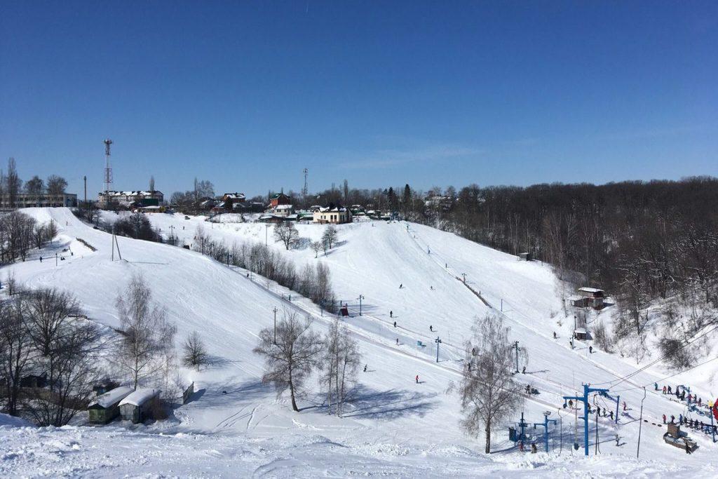 Характеристика горнолыжного клуба Чертовицы