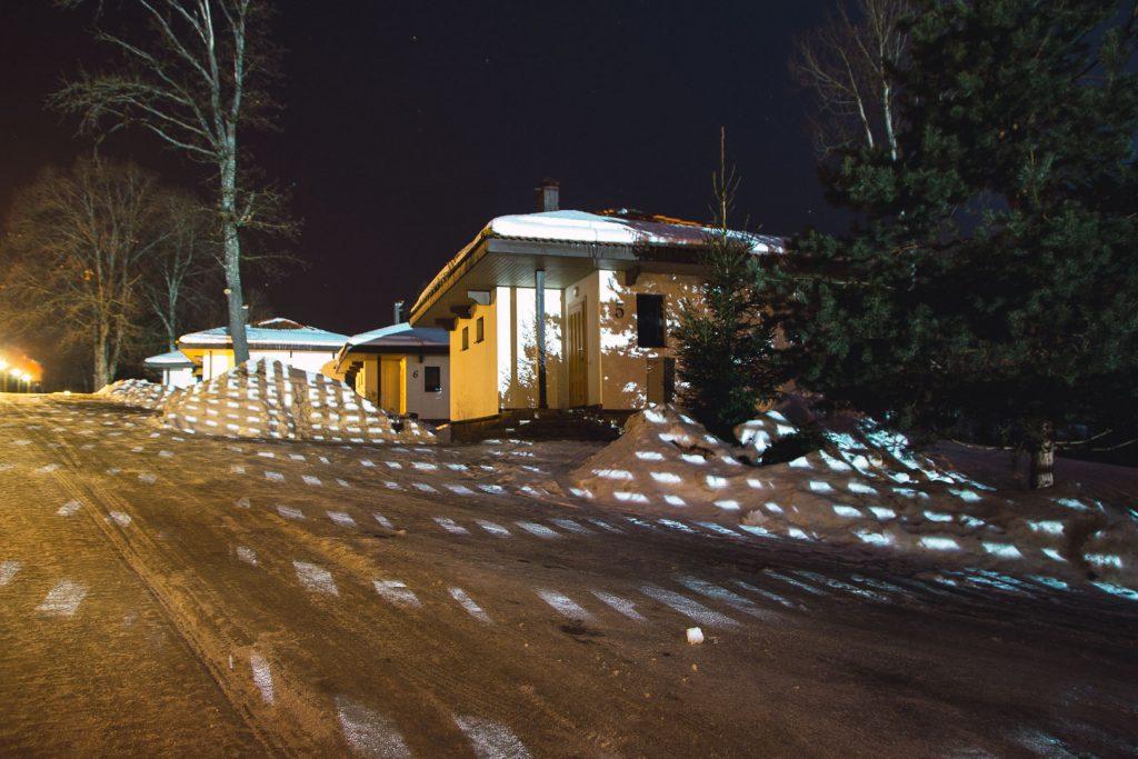 Отели Горнолыжный курорт Яхрома в Подмосковье