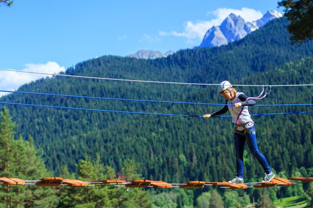 Летний отдых Горнолыжный курорт Архыз (Кавказ)