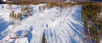 «Танай» - горнолыжный комплекс