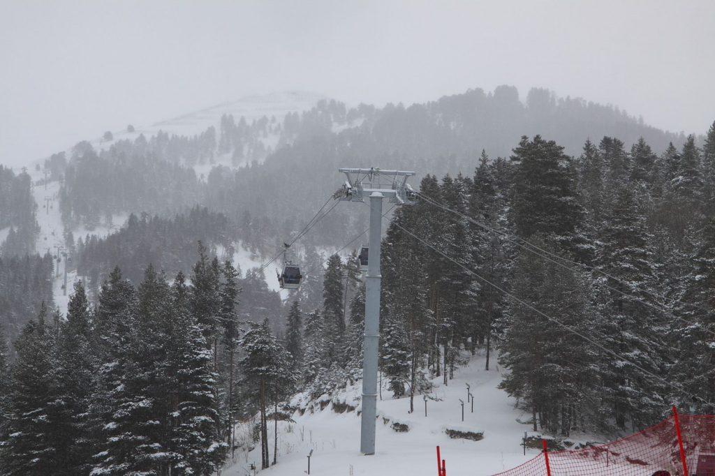 Погода Горнолыжный курорт Архыз (Кавказ)