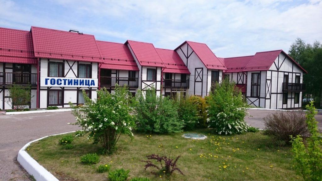 Отели и гостиницы Горнолыжный клуб Леонида Тягачева в Шуколово