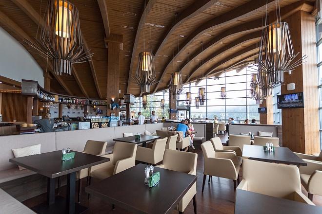 рестораны и кафе Горнолыжный курорт Газпром в Сочи