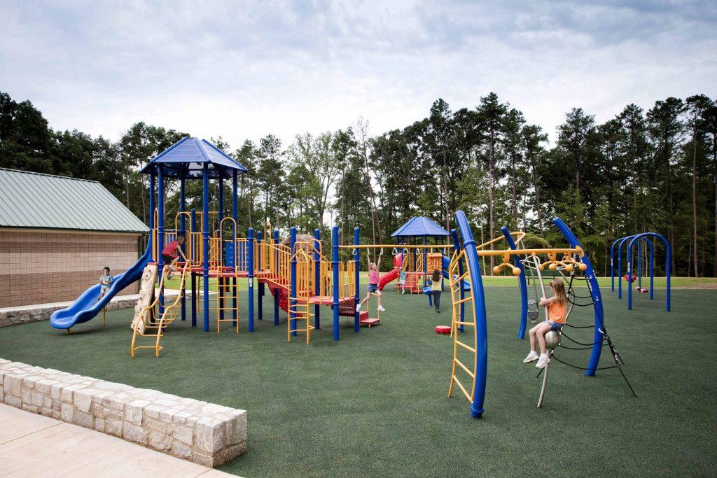 Детская площадка Горнолыжный комплекс Хилл Парк (Hill Park) Большая Кузьминка