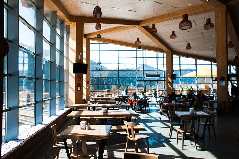 кафе и рестораны Горнолыжный курорт Архыз (Кавказ)