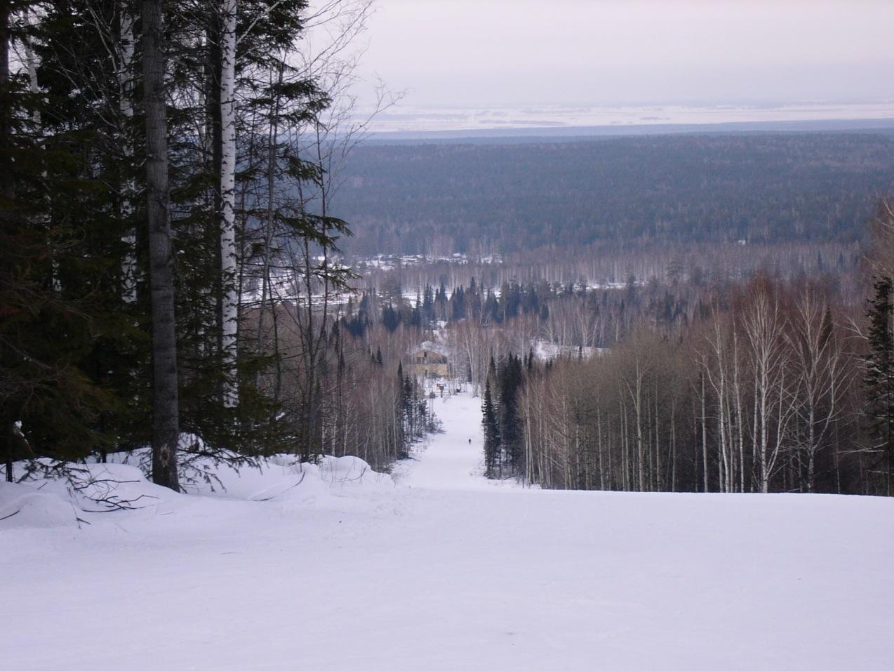 Новососедово - горнолыжный комплекс