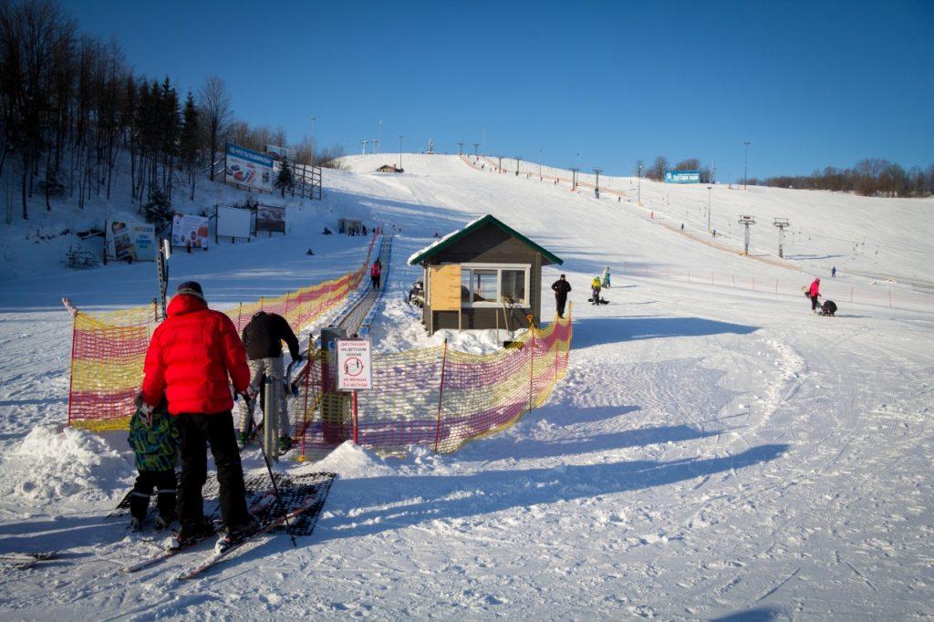Горнолыжный комплекс Дивный Ski в Дивногорске