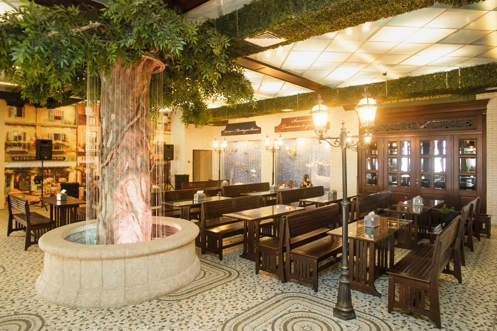 Кафе и рестораны «Танай» - горнолыжный комплекс