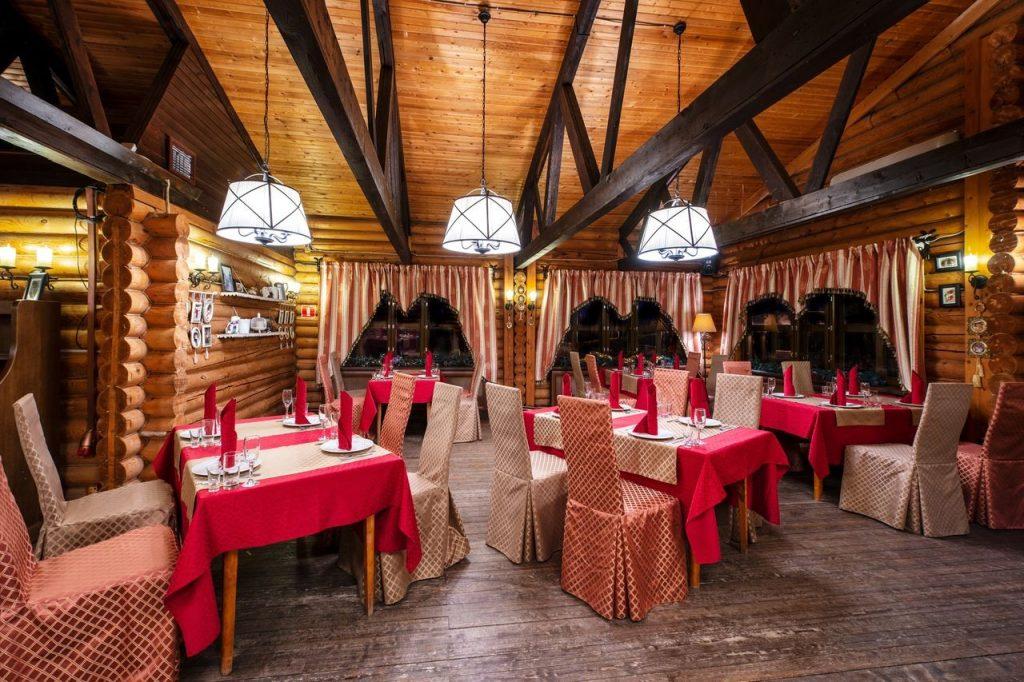 Кафе и рестораны Горнолыжный курорт Волен